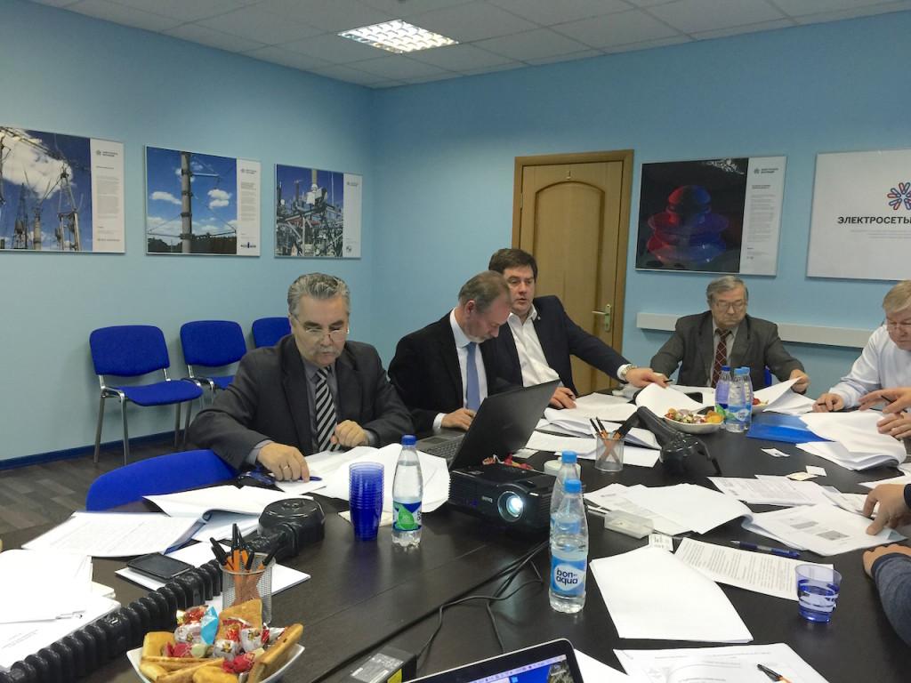 Заседание рабочей группы 18.12.2014